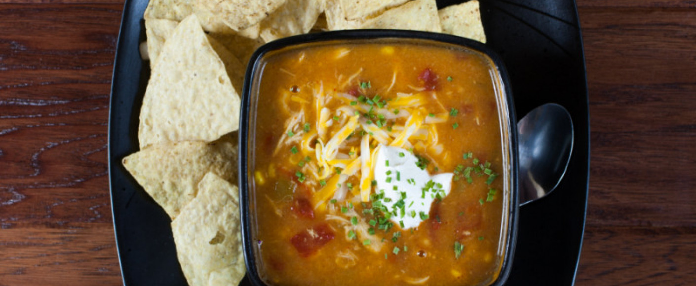Best Enchilada Soup Recipe