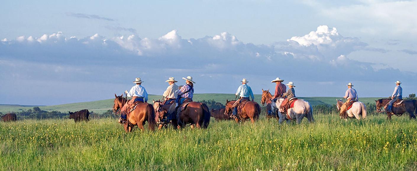 Kansas Agritourism Flying W Ranch