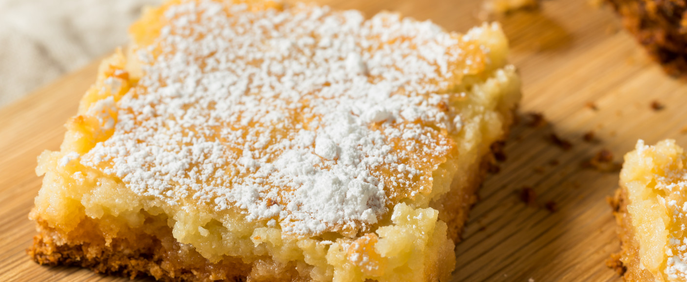 About Gooey Butter Cake History