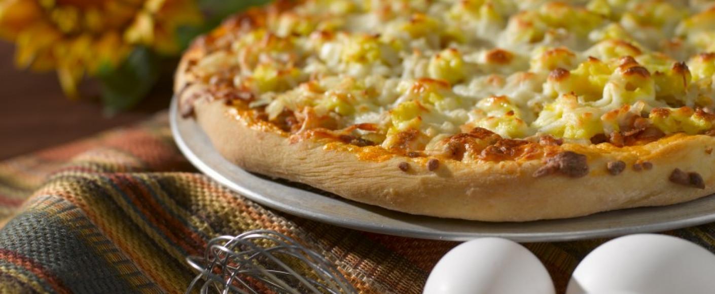 Best Breakfast Pizza Recipe