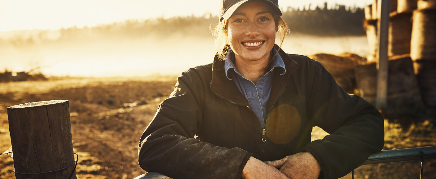 Female farmers in the United States