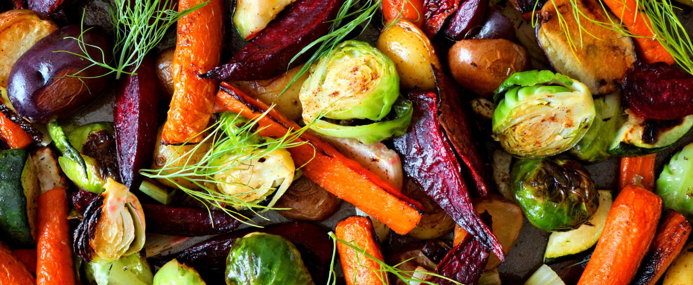 balsamic veggies
