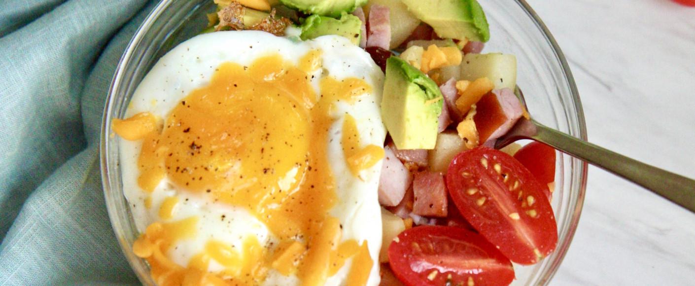 Farmer breakfast bowl recipe