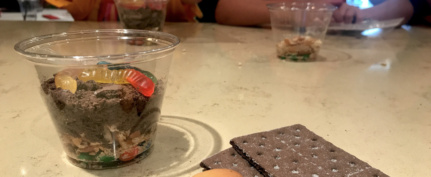 How to make edible soil Header