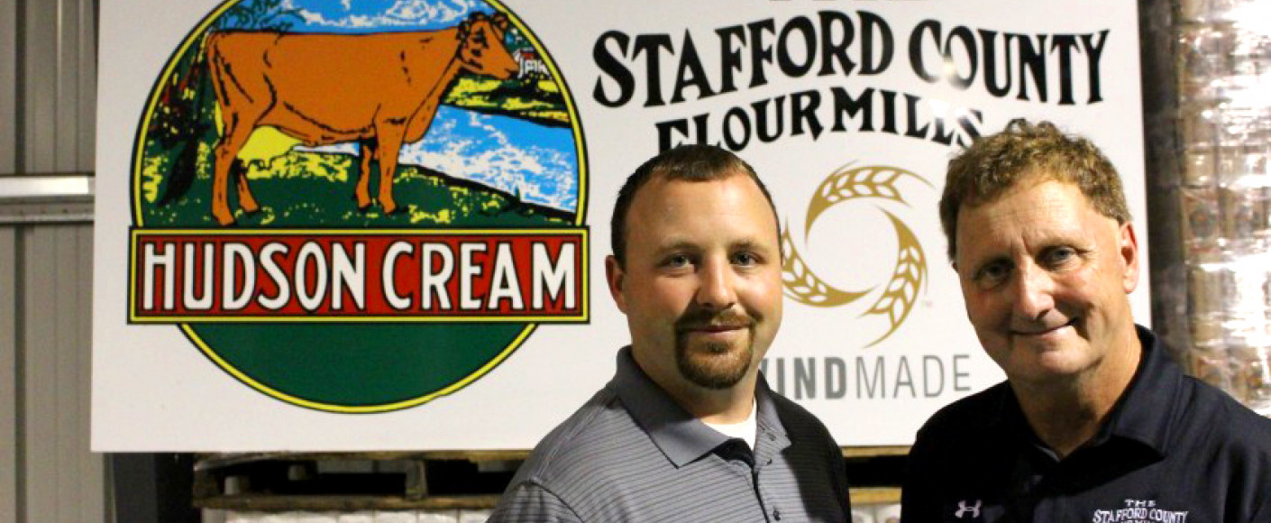 Hudson Creamery staff