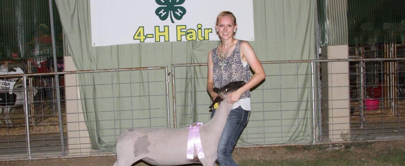 Cristin Shepard grand champion