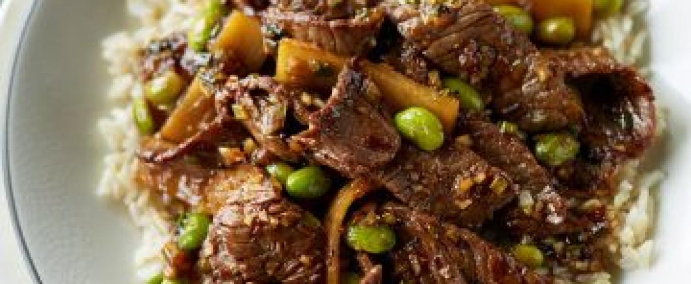Delicious Mongolian Beef Recipe