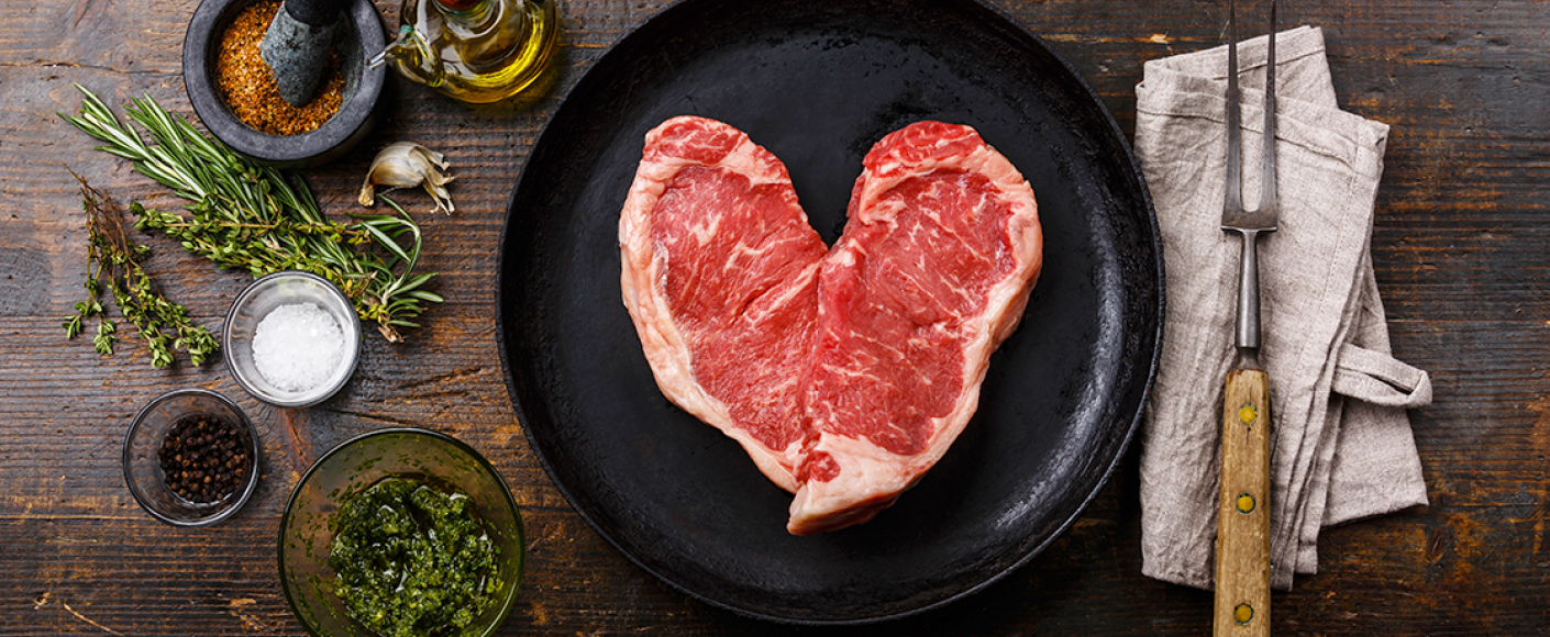Lean cuts of meat and heart health