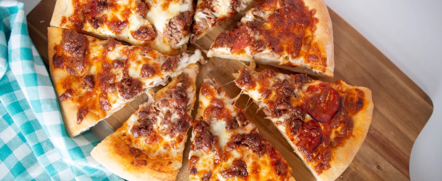 Pacheco Pizza Recipe