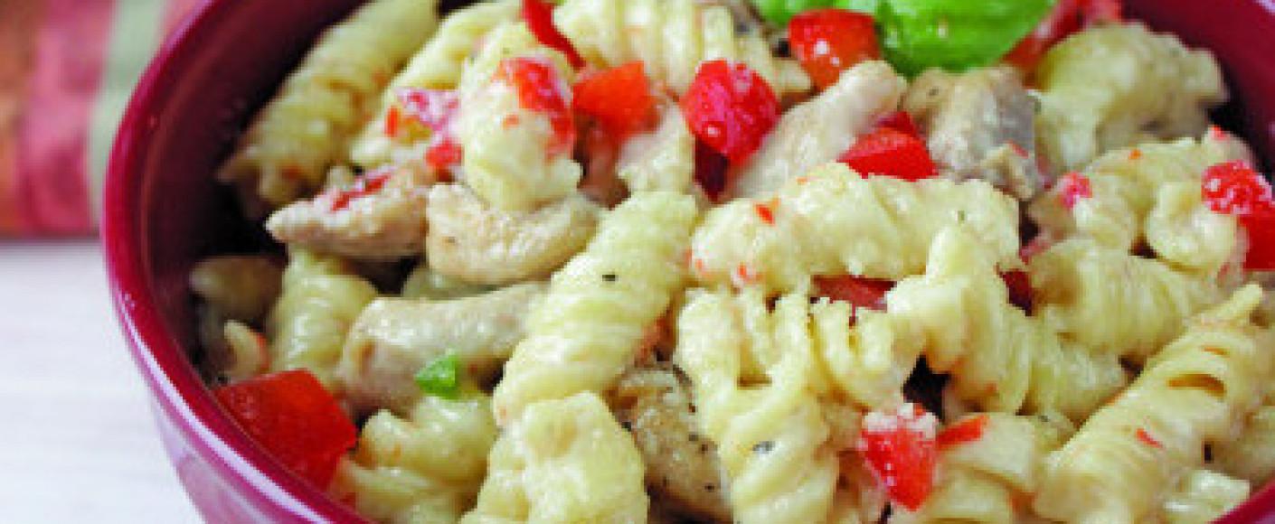 Best chicken rotini recipe