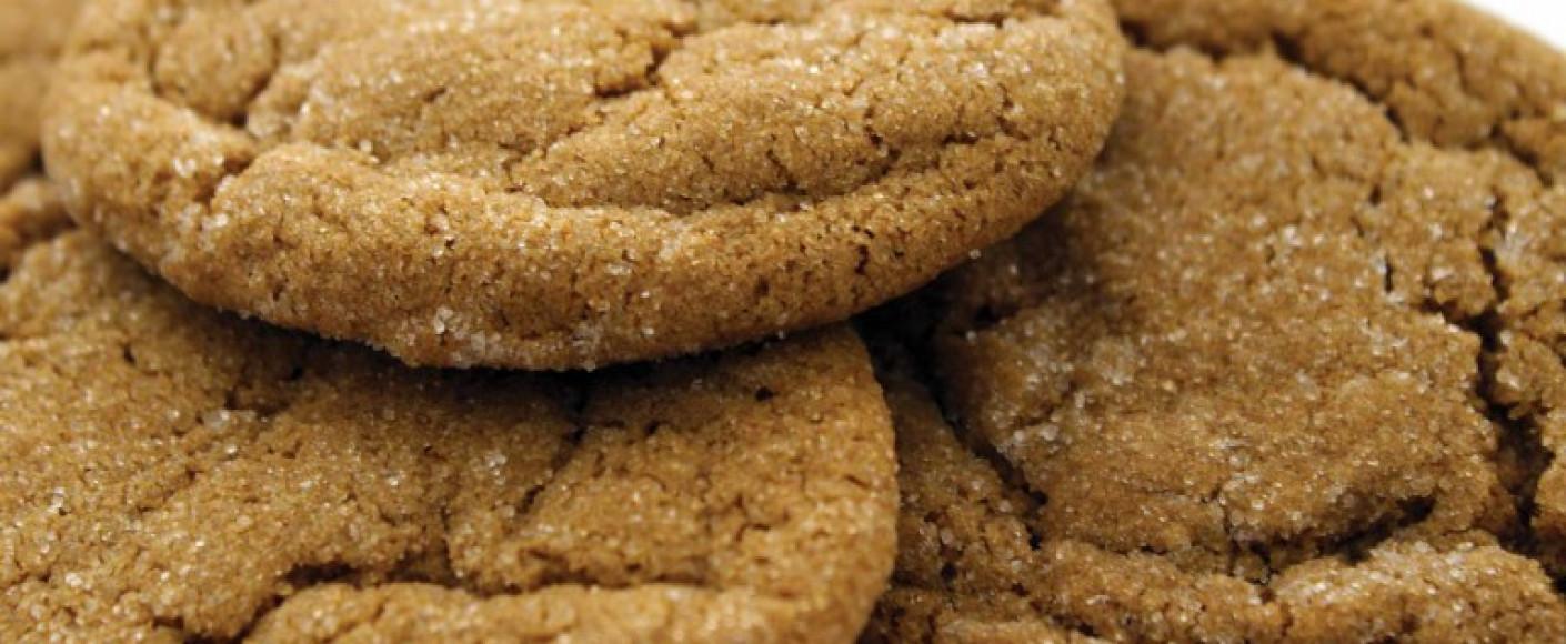 sorghum recipe ginger cookies