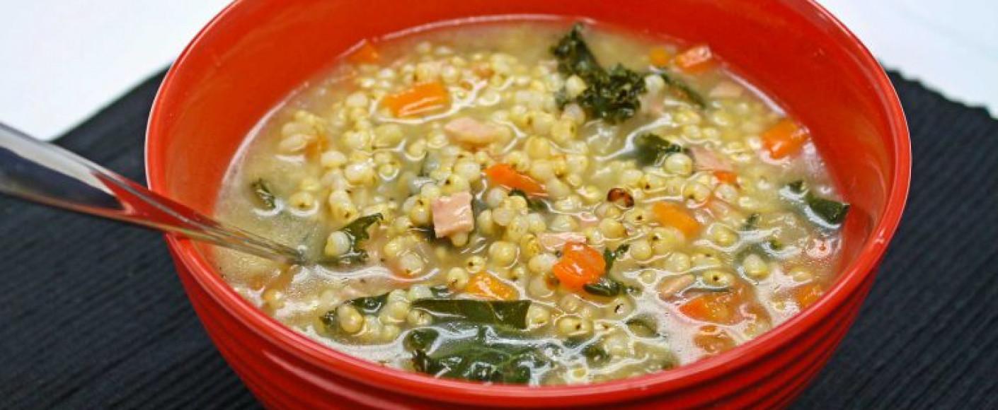sorghum recipe ham kale sorghum soup