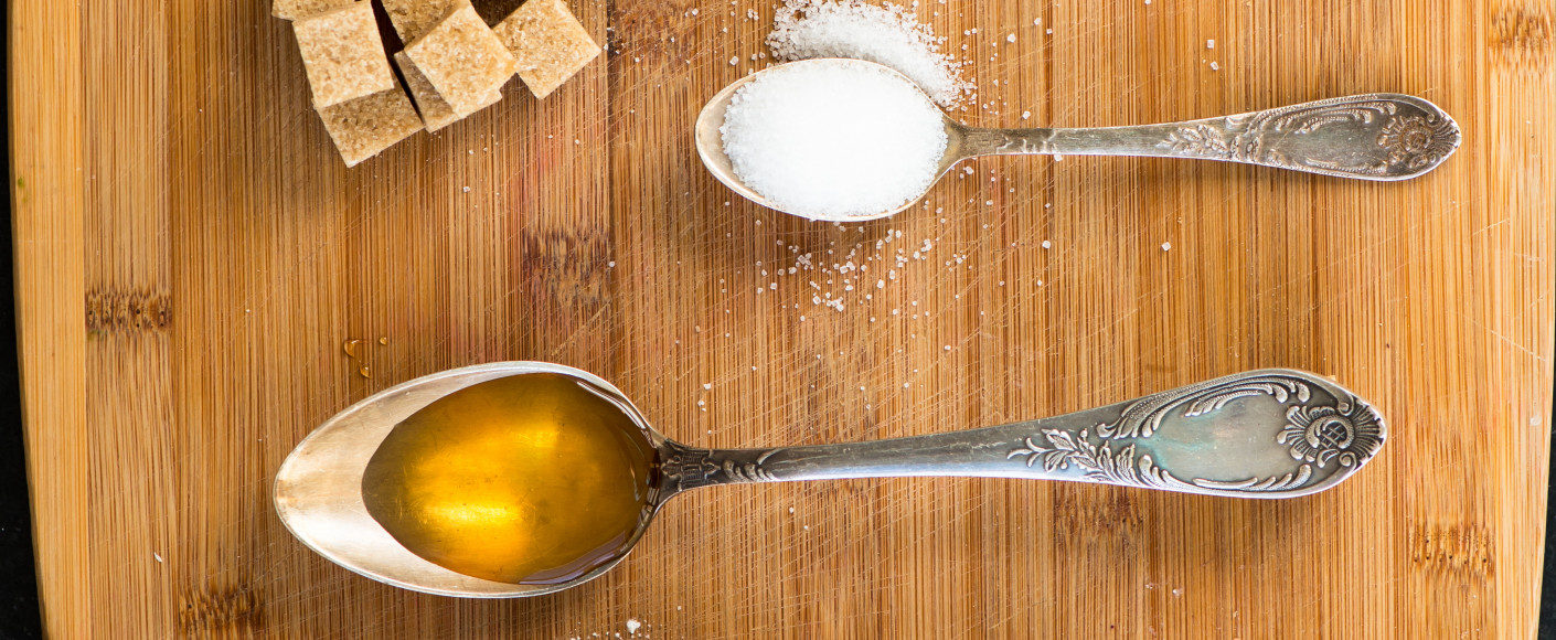 What are the different types of sugar