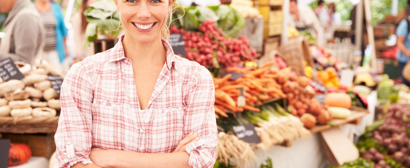 A Closer Look at Farmers Markets