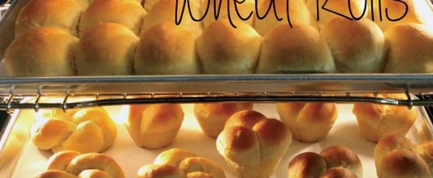 Wheat Rolls