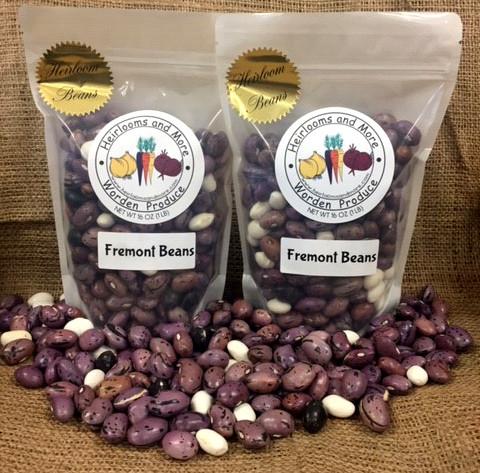 Fremont Beans 21st Century Bean