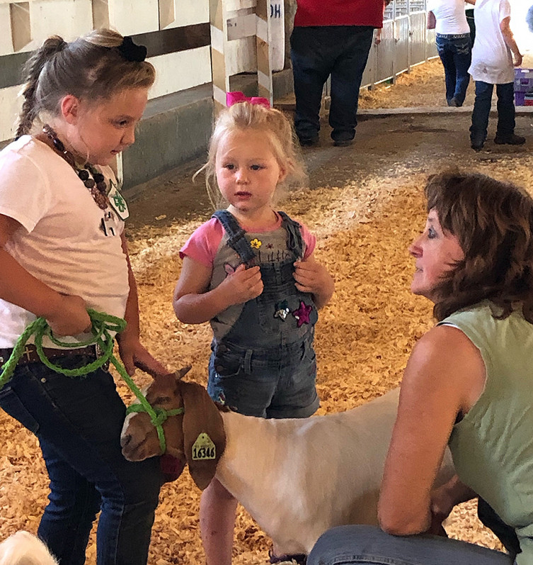 Things farm kids learn - good sportsmanship