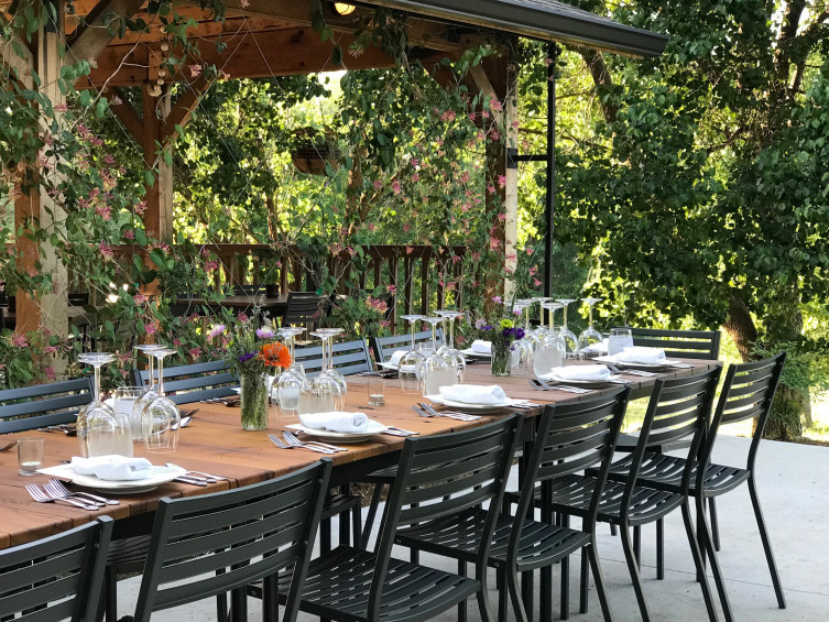 Elderslie Farm - Formal Farm-to-table Dining Near Wichita