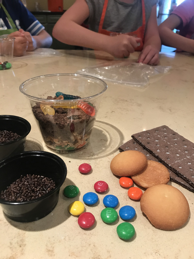 How to Make Edible Soil for Kids - STEM activity