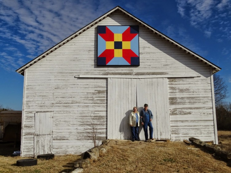 Barn Quilt Cowley County