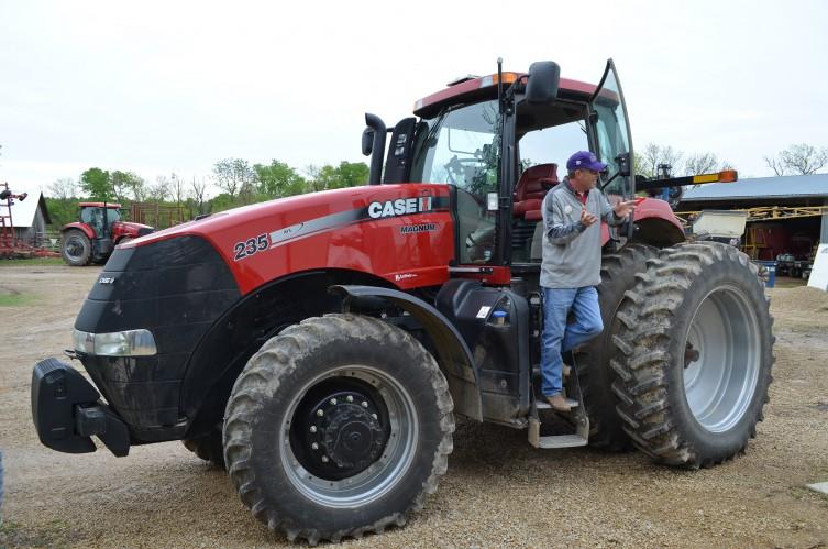 Technology on the Farm: Spotlight on GPS