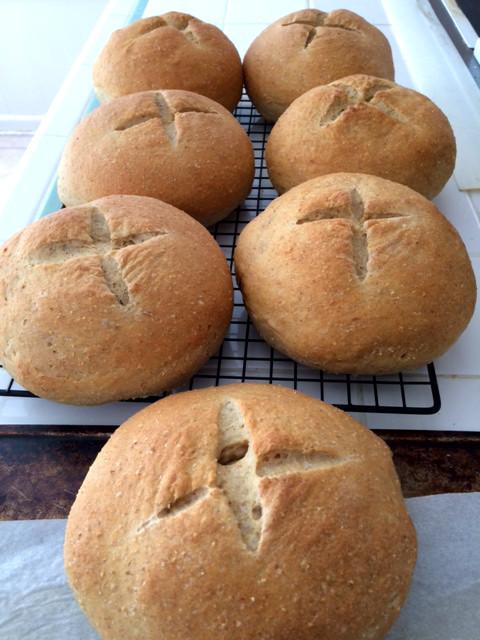 Pilgrim Bread