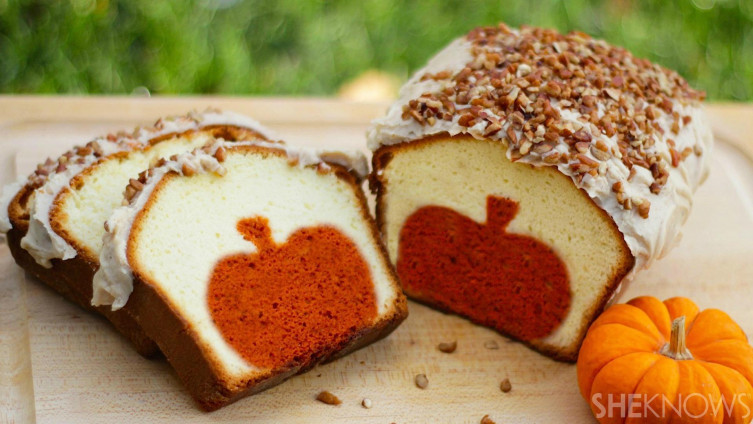 Pumpkin Cake, recipe and photo by SheKnows.