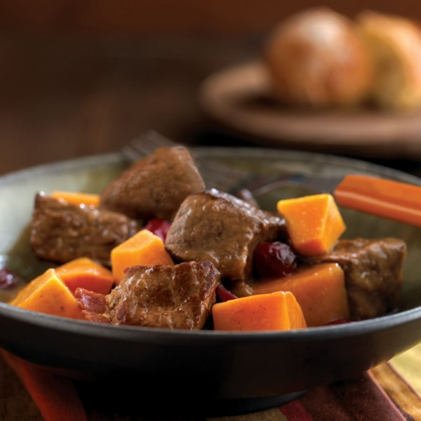 beef and cider stew