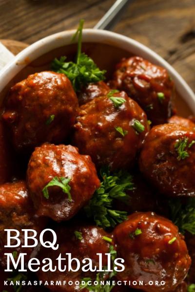 Best BBQ Meatballs