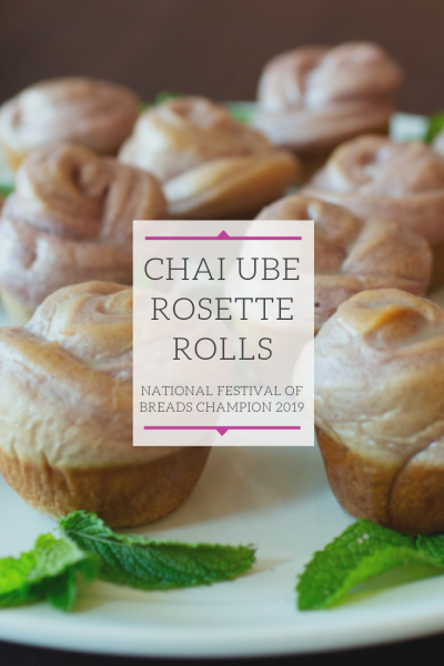 Chai Ube Rolls Winning Recipe