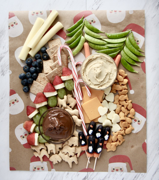 Best recipe for kids cheese board