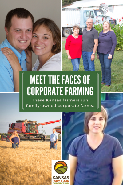 Who is behind corporate farms