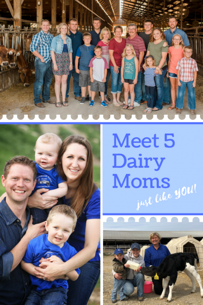 Farm moms on motherhood