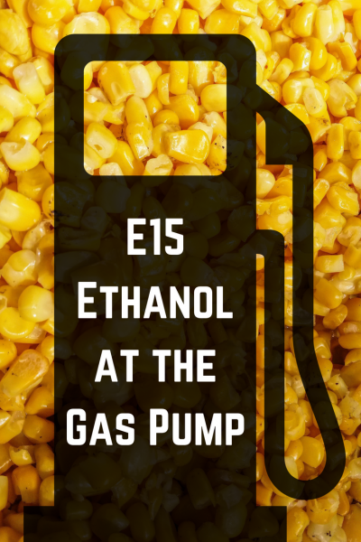 Ethanol gas for the car