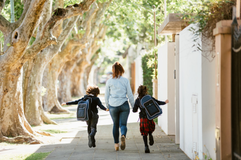 Back to school habits for families
