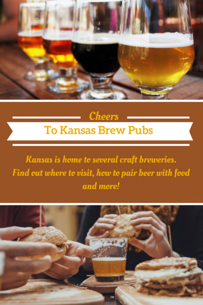 Breweries in Kansas