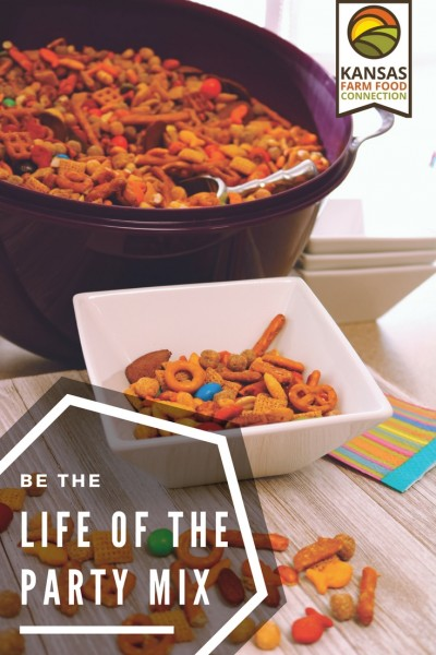 Life of the Party Mix Recipe