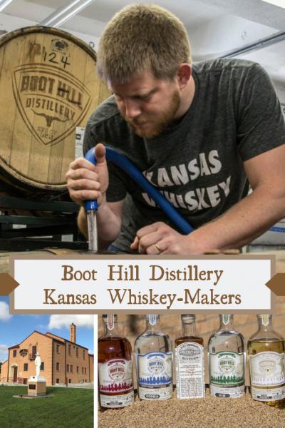 Meet Kansas Whiskey Makers