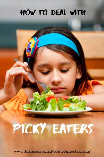 How to Deal with Picky Eaters - Tips