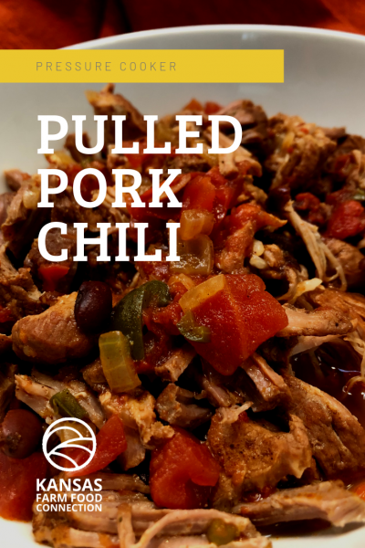 Best pressure cooker recipe pulled pork chili