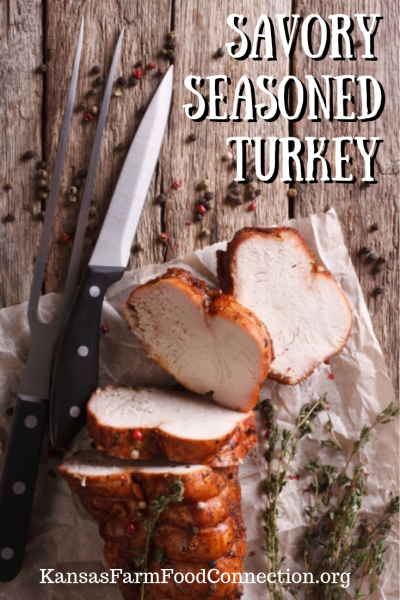 Savory Turkey Breast Recipe