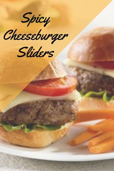 Best Cheeseburger Sliders