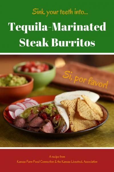 Best Steak Burrito Recipe