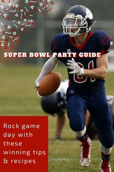 2018 Super Bowl Party Ideas