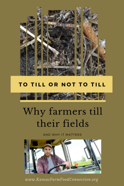 Why do farmers till their fields