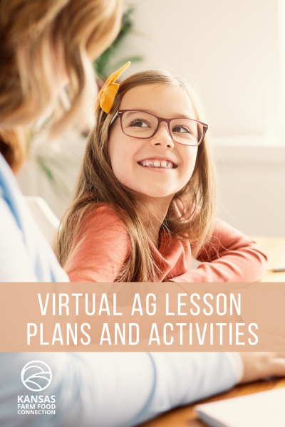 Virtual Lesson Plans for Ag in the Classroom