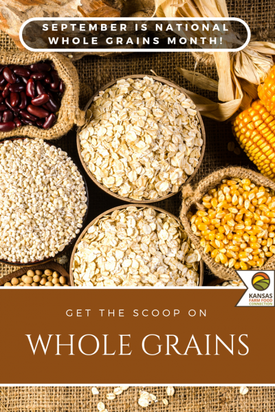September is whole grains month