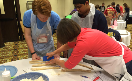 Home Baking Workshop 4H National Congress