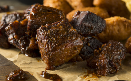 Kansas City BBQ Burnt Ends