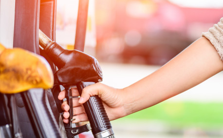 Biodiesel fuel at the gas pump thumbnail